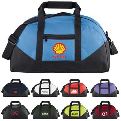 Custom Imprinted Stadium Duffel Bags