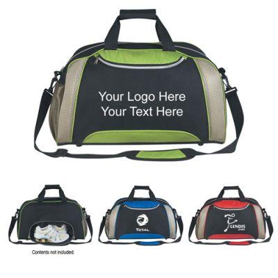 Custom Printed Excel Duffel Bags