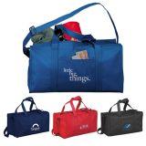 Custom Printed Non-Woven Duffel Bags
