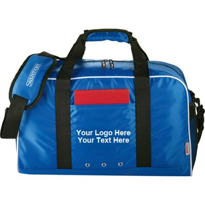Custom Printed Slazenger Racer Duffel Bags