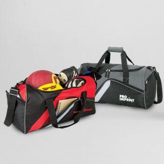Custom Printed Sport Duffel Bags