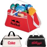 Custom San Jose Retro Sport Duffel Bags