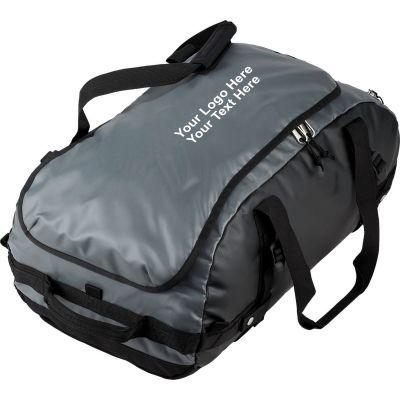 40L Personalized Chasm Medium Duffel Bags