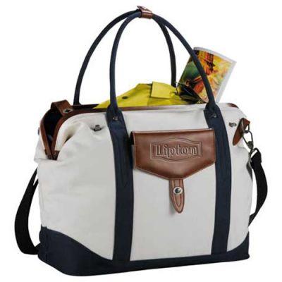Cutter & Buck® Legacy Cotton Duffel Bags