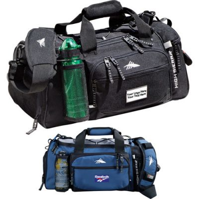 21 Inch Promotional High Sierra Water Sport Duffel Bags