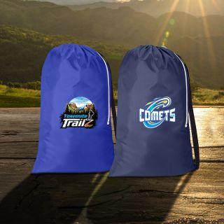 Custom Drawstring Utility Laundry Bags
