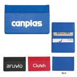 Custom Logo Imprinted Aluminum Wallets