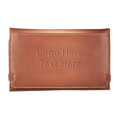 Promotional Mea Huna Leather Travel Wraps