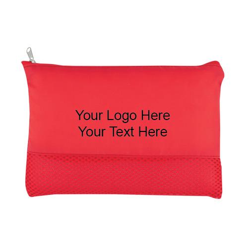 Personalized Mesh Vanity Bags