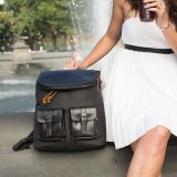 Custom Solo Bridgehampton Ladies' Backpacks