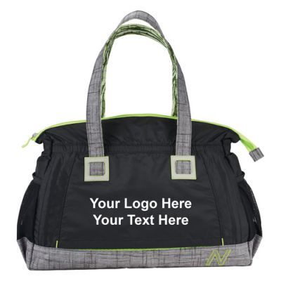 Custom Logo Imprinted New Balance Bootcamp Tote Bags