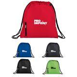 Custom Imprinted Deluxe Drawstring Sportspacks