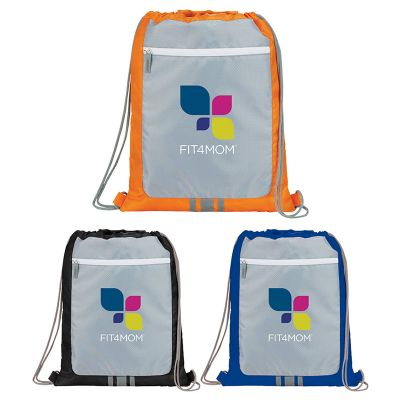Custom Imprinted Frame Drawstring Sportspacks