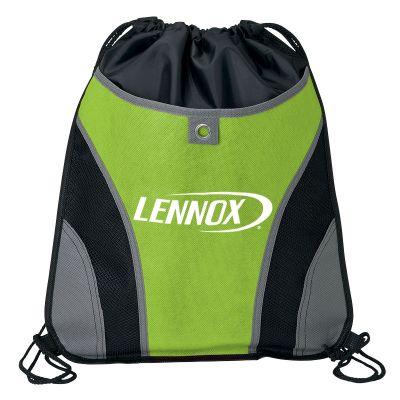 Custom Printed Sport Drawstring Bags