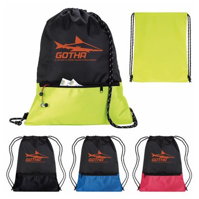 Custom Ripstop Sport Drawstring Bags