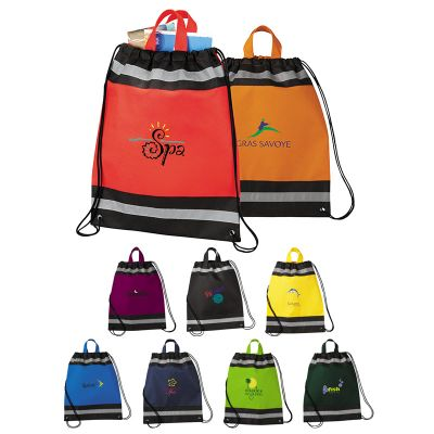 Custom Small Non-Woven Drawstring Sportspacks