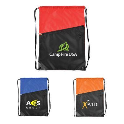 Promotional Logo Eastport Drawstring Bags