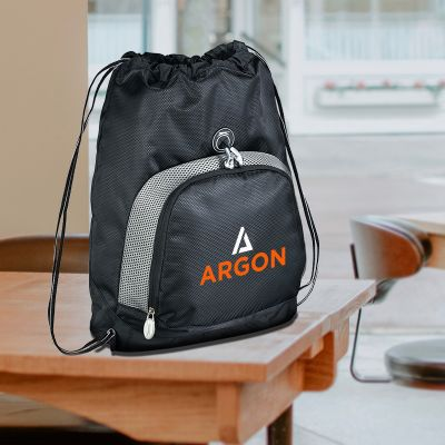 Promotional Slazenger Turf Series Cinch Drawstring Bags
