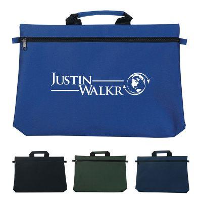 Custom Imprinted Document Bags