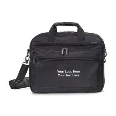 Custom Imprinted Luxe Computer Bags