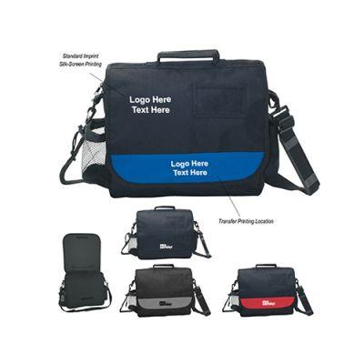 Custom Printed Business Messenger Bags