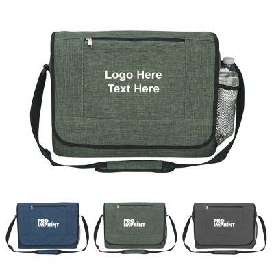 Custom Printed High Line Messenger Bags
