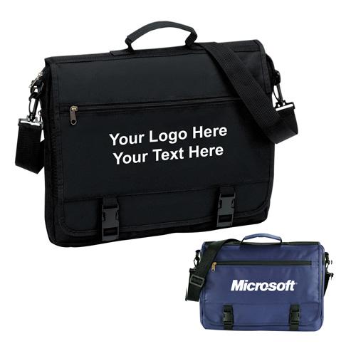 Custom Printed Mariner Business Messenger Bags