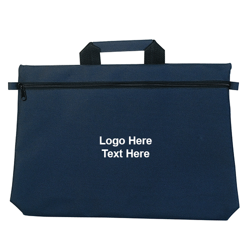 Custom Printed Document Bags