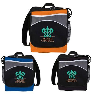 Custom Imprinted Oasis Messenger Bags