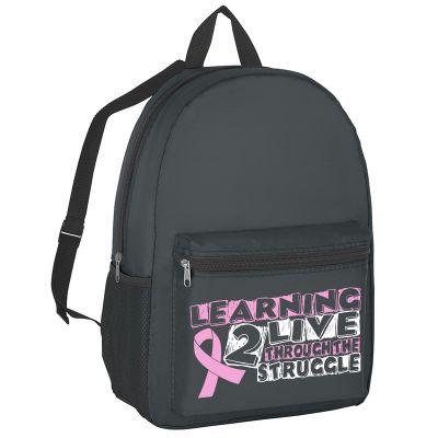 Custom Imprinted Budget Backpacks