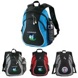 Custom Imprinted Coil Backpacks