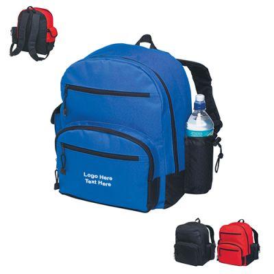 Custom Imprinted Level One Backpacks