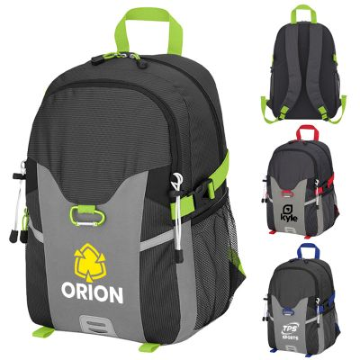 Imprinted Odyssey Backpacks
