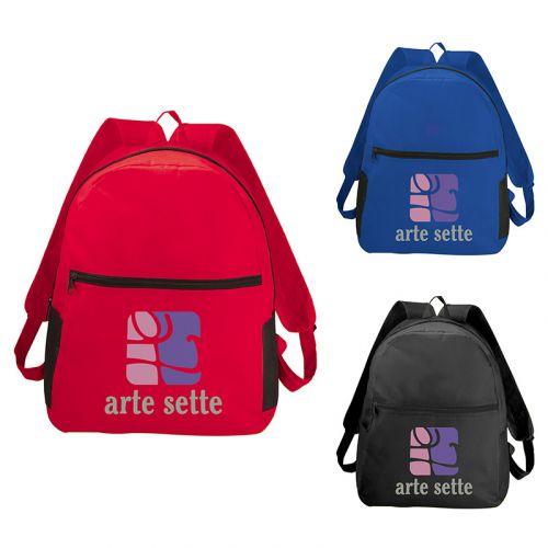 Custom Park City Budget Backpacks