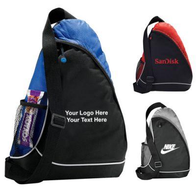 Custom Imprinted Sling Shot Sling Bags