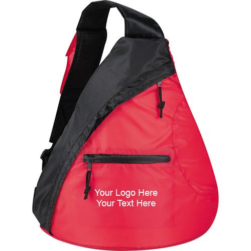 Custom Printed Downtown Sling Backpacks