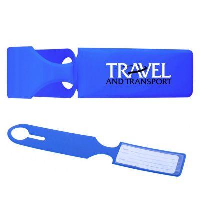 Custom Printed Folded Luggage Tags