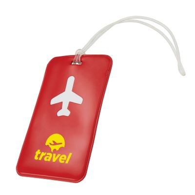 Custom Printed Voyage Luggage Tags