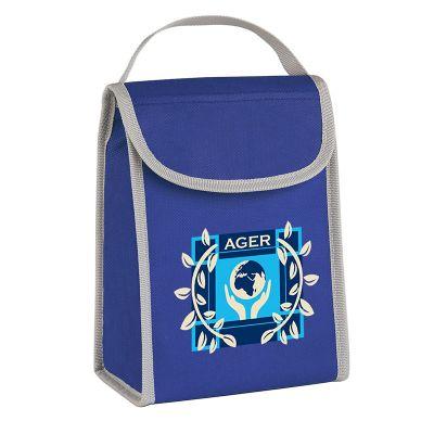 Custom Non-Woven Folding Identification Lunch Bags