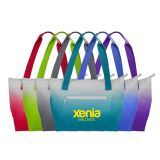Custom Printed Ombre Lunch Tote Bags