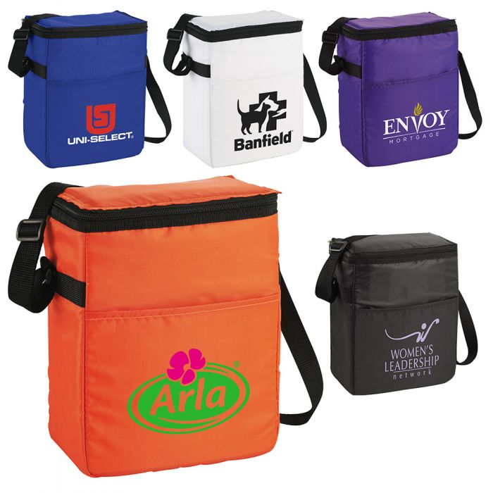 12-Pack Lunch Cooler Bags