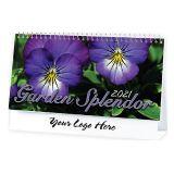 2019 Garden Splendor Desk Calendars