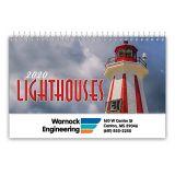 2017 Lighthouses Desk Calendars