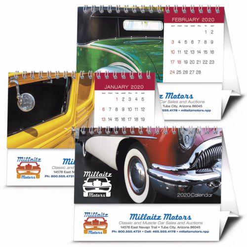 2020 6 Sheet Desk Tent Calendars