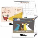 2017 Contemporary Quotes Desk Calendars