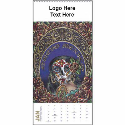 Custom Imprinted 2018 Urban Culture Calendars