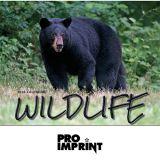 Custom Imprinted 2017 Wildlife Stapled Wall...