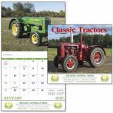 Custom Printed 2018 Classic Tractors Wall...