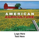 Customized 2017 American Agriculture Spiral Wall...