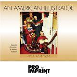 Promotional 2017 American Illustrator Stapled...